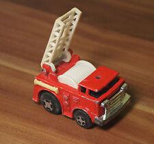 Modellauto kleines Feuerwehrauto mit Leiter (FF4)