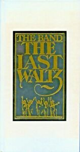 The Last Waltz by the Band 4 CD with Book