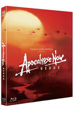 Apocalypse Now : Redux (2016, Blu-ray) Full Slip Case Edition