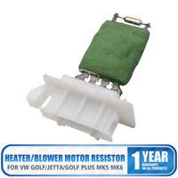 SmartSense Heater/Blower Motor Fan Resistor for VW Golf/Jetta/Golf Plus MK5 MK6