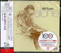 BILL EVANS-ALONE-JAPAN SHM-CD   C94