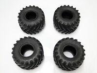 NEW TAMIYA BULLHEAD Tires Set of 4 SUPER CLODBUSTER CLOD BUSTER TD22