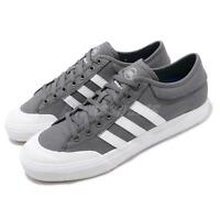 adidas Originals Matchcourt Grey White Blue Men Casual Shoes Sneakers CQ1113