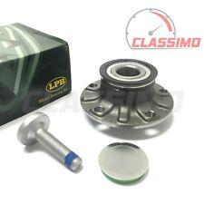 Rear Wheel Bearing Hub - SEAT LEON MK 2 1P + ALTEA - 2005 to 2012