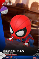 Hot Toys Marvel Cosbaby Bobble Head COSB769 Spider-Man Advanced Suit Model Body