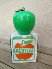 VINTAGE pomme verte bac seau a glaçons ICE KEPPER bacafroi boite d'origine