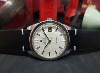 1970 VINTAGE OMEGA SEAMASTER CHRONOMETER SILVER DIAL CAL:561 AUTO MAN'S WATCH
