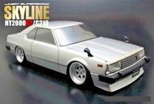 1/10 RC Car Body Shell NISSAN SKYLINE GT TURBO Lexan 190mm Body #66129
