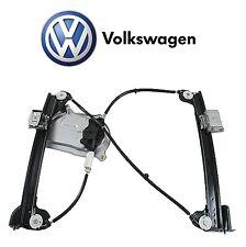 VW Beetle Convertible Front Driver Left Window Regulator Genuine 1Y0 837 461 F