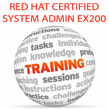 RED HAT CERTIFIED SYSTEM ADMINISTRATOR EX200 - Video Training Tutorial DVD