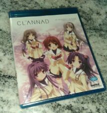 Clannad: Complete First Season (Blu-ray Disc, 3-Disc Set) NEW