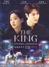 The King: Eternal Monarch Korean Tv Drama Dvd with English Subtitle