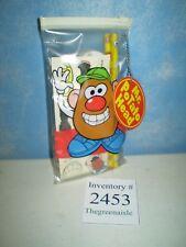 NEW 1999 Hasbro Blueprint Mr Potato Head Tater Spud Stationary Kit Rare
