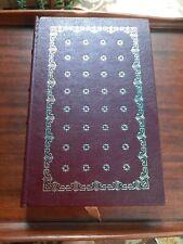 Dante - The Divine Comedy - Easton Press 100 Greatest Books - LEATHER