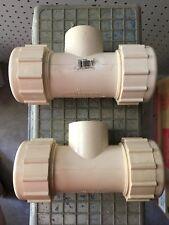 1-1/4 PVC Compression Tee