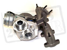 VW Bora 1.9 Tdi 01-05 Asz Garrett Turbo Charger Replace Turbocharger 03G253016Q