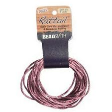 1MM RATTAIL ANT MAUVE (Free Shipping)