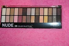 PROFUSION RUNWAY 28 COLORS PALETTE NUDE  SEALED/ NEW  + FREE 2 PENCIL