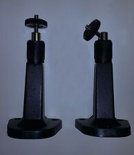 Lot of 2 Generic Uniden Security Camera Mount Stand All Uniden Cameras GC45 etc