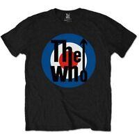 The Who Target Classic Official Merchandise T-Shirt M/L/XL - Neu