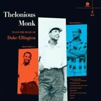 Monk- Thelonious	Plays The Music Of Duke Ellington + 1 Bonus Track (New Vinyl)