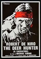 Poster Die Hunter Robert De Niro Michel Cimmino The Deer Hunter Kino P01