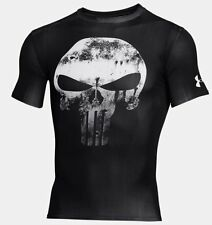 Under Armour Men's UA Alter Ego Punisher Compression Shirt All Size