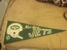 1967 NFL Football Pennant New York Jets