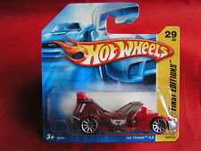 HOT WHEELS MADE IN MALAYSIA 29/36 JET THREAT