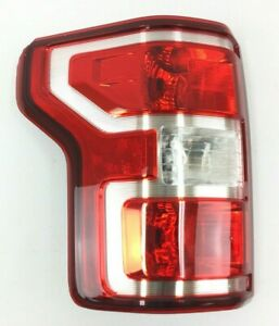 2018 2019 2020 Ford F-150 LH Driver Side Rear Halogen Tail Lamp Light new OEM