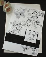 Handmade Personalised Sympathy Condolence Bereavement Thinking of you Card
