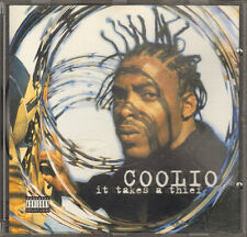 COOLIO It Takes A Thief CD NEW 16 track 1994