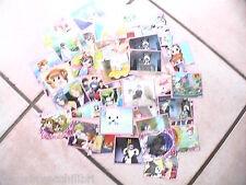 Lotto di 38 figurine MY MELODY 2008 Collezionismo Ragazze Raccolte Cartoni TV