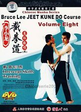 Chinese Kungfu Bruce Lee Jeet Kune Do Course Vol. 8 ( senior.5 ) by Wei Feng DVD