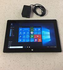 """Microsoft Surface PRO 2 i5-4200U 64GB 4GB RAM  Wi-Fi 10.6"""" WINS 10 Pro Tablet"""