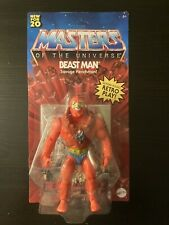 New Listing2020 Masters Of The Universe Origins Beast Man Figure Walmart Exclusive New