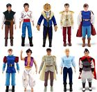 Disney Prince Doll,Aladdin/Beauty & the Beast/Flynn Rider/Eric/Philip/Charming