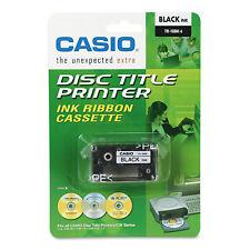 Casio TR18BK Thermal Ink Ribbon Cartridge Black