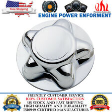 For Ford F150 F 150 Truck Expedition 1997 2004 Chrome Wheel Center Cap Hub New Fits 1997 Ford F 150