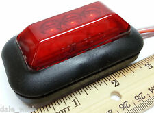Single LED for truck trailer motorcycles small tail turn signal and brake light