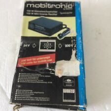 Mobitronic Waeco Mini Inverter 24V DC to 230V AC 100w  model 810-024PP