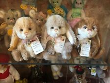 More details for charlie bears minimo orchard lea and prairie trio all numbered 402