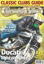 Classic Bike - Ducati 450 Mk3 Special Honda CB750A Semi-Automatic Gary Nixon CB