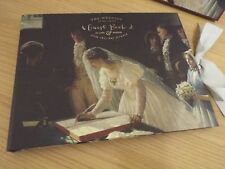 Old Fashioned Design Signing The Register Wedding Reception Guest Book
