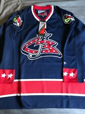 Columbus Blue Jackets Jersey, Authentic Pro Player, Size XL New with tags