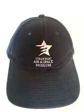 Strategic Air and Space Museum Ball Cap Hat