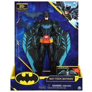 Dc Comics - Bat-Tech Batman Lumières Et Sons MAG20131218 Spin master