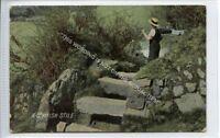 (Ld8247-473)  A Cornish Stile, Needler's Lemon Squash Bon-Bons 1911  Used F-G