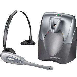 Plantronics CS60 DECT Cordless Headset A-Grade 36995-10
