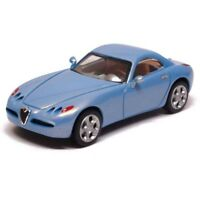 ALFA ROMEO Nuvola Azzurro - Metallic Light Blue  MODEL CAR 1:43 SCALE SOLIDO